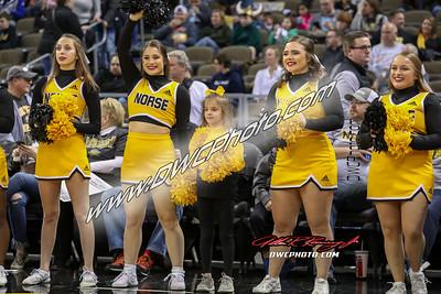 2018-19 NKU Cheer & Dance