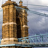 Roebling Suspension Bridge Covington KY