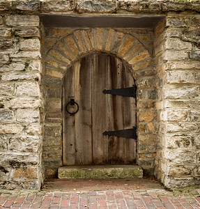 Dungeon Door in Covington Kentucky