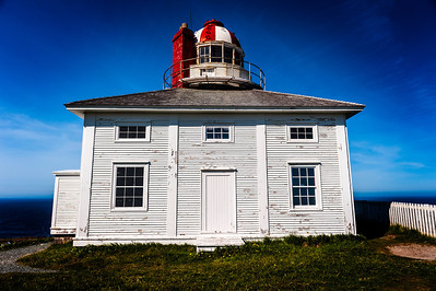 Lighthouse, Newfoundland