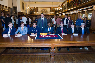 NLI 2018 signing day