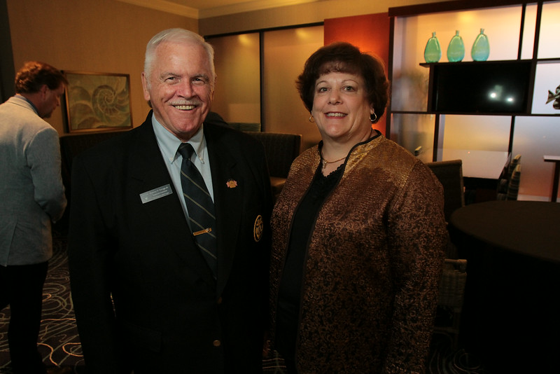 President's Circle/1902 Reception at the 2014 Navy League National Convention in San Diego, CA.