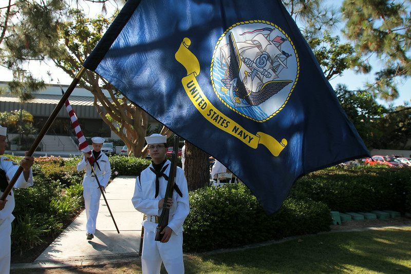 Welcome Aboard Reception at the 2014 Navy League National Convention in San Diego, CA.