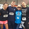 From left, Julie Mangin of Medford, Mike Garafalo of Boston, Rick Guinazzo of Acton and Gail DerBoghosian of Townsend