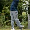 North Middlesex Regional High School men's golf hosted  Clinton High School on Thursday, Oct. 3, 2019 at Townsend Ridge Country Club. NMRHS's freshman Jake Miller tees off. SENTINEL & ENTERPRISE/JOHN LOVE