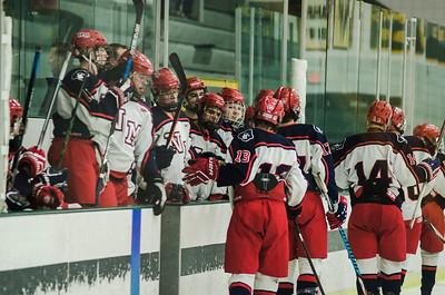 NM hockey v. East Longmeadow 2-22-17