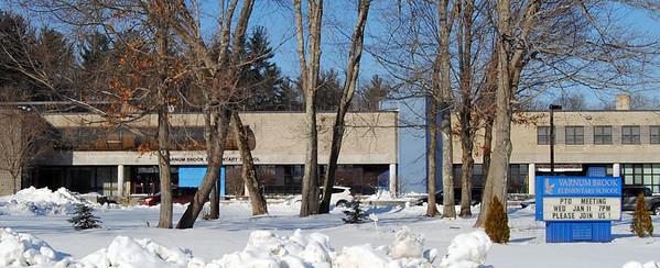 NM schools exterior