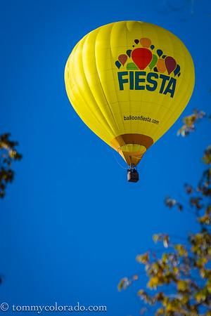 Taos Hot Air Ballon Fiesta