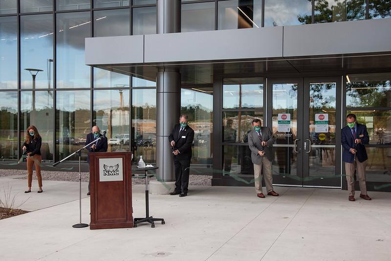 West Hall Innovation Center Ribbon Cutting - Sept. 18, 2020