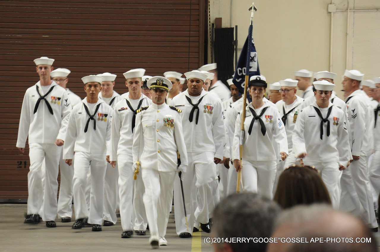 WHORA! NAVY FULL DRESS WHITES