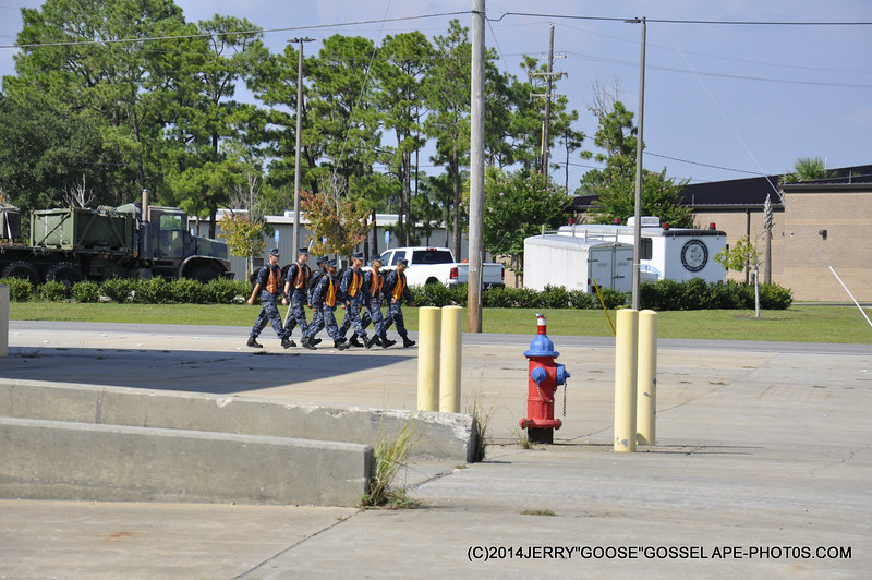 SEABEES CAN MARCH!