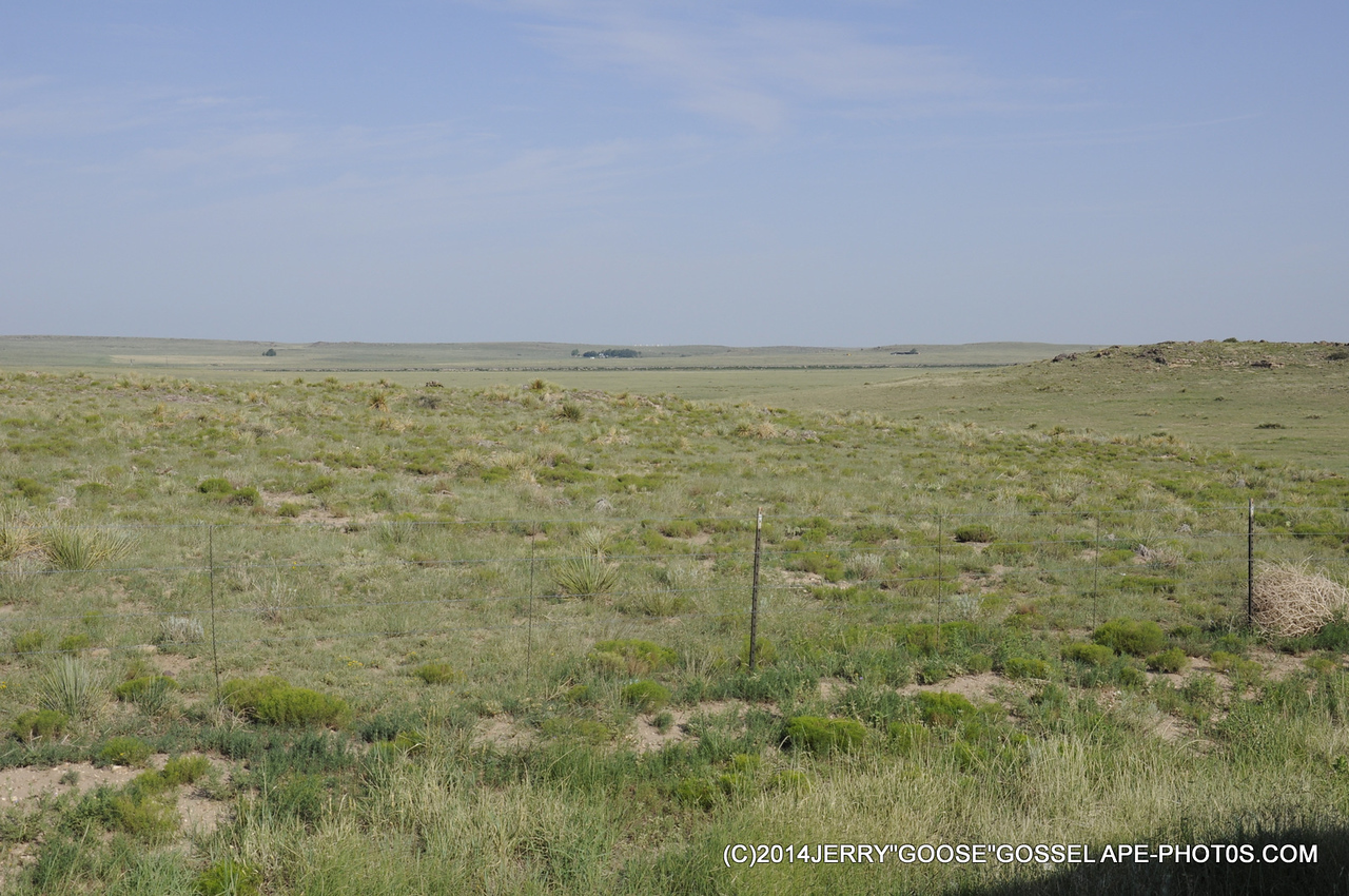 FLAT LAND OF WEST TEXAS