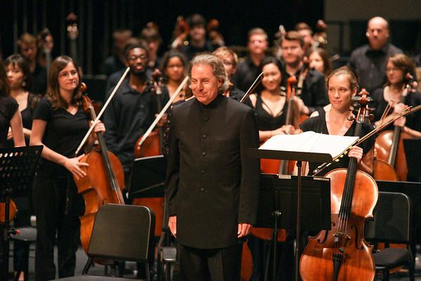 Mahler 3rd Concert & Rehearsal