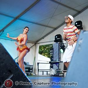 Kate & Robin - Samba