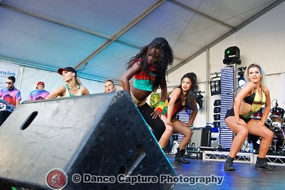 Subsdance Dancehall Queenz