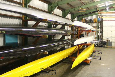 2007 Alumni Morning Row
