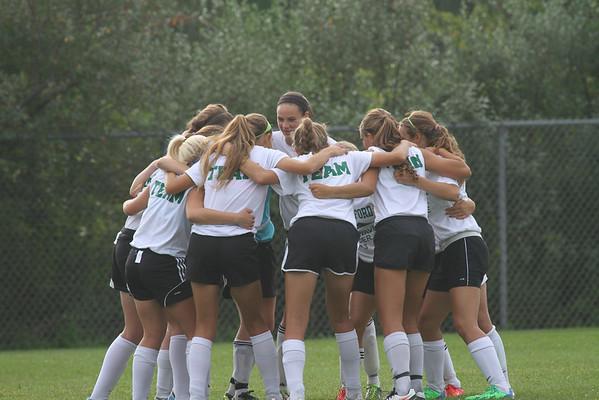 NMHS Girls Soccer