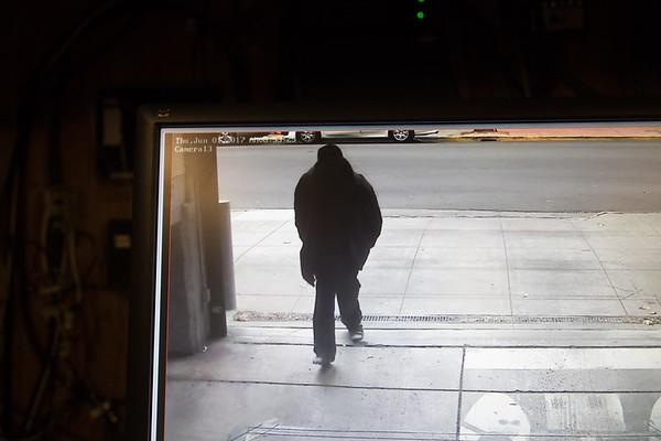 CCTV video