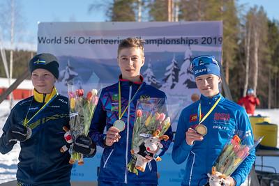 Niklas Ekström, NEM pronssia