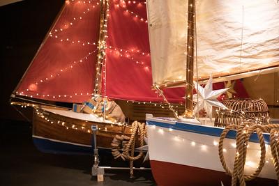 23-NMMC Christmas Boats