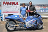 FIELDS RACING STREETBIKE SHOOTOUT: Winner - Mark Moore - 7.99 @ 190 mph