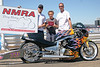 PRO GAS: Winner - Tom Medlin - 9.26 @ 134 mph