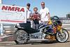 PRO GAS: Winner - Tom Medlin - 9.26 @ 134 mph