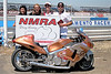 "A P E  60""  SHOOTOUT: Runner up - Lloyd Gilbreath / Team Insanebike.net - 9.83 @ 130 mph"