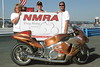 "A P E  60"" ALL MOTOR SHOOTOUT: WINNER -  LLOYD GILBREATH / TEAM INSANEBIKE.NET  8.70 @ 160 MPH"