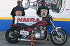 STREET ET: Runner up- Daevon Morris/Liberty Riders 6.71 @ 105 MPH (Dial in: 6.70)