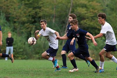 NMRHS vs Littleton soccer, September 20, 2018
