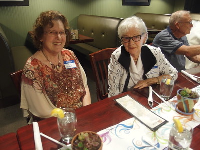 Ruth Burkett & Carolyn Bunch, Norton Addy