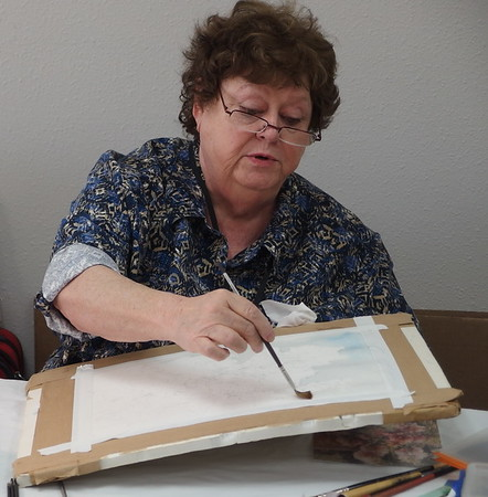 NMWS Carol Carpenter Workshop Day 1