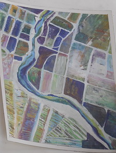 Aerial perspective Linda Keener