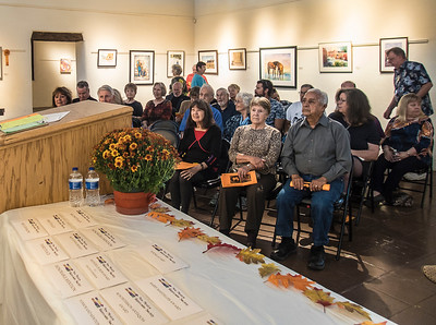 20171006 Fall NATIONAL Show Opening Reception
