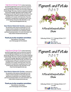201710,ABQ,Fall Show,Pigments&PetalsCollaboration