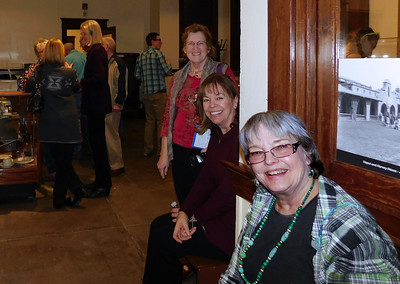 Ruth, Alejandrina and Joy