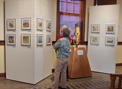 2017-02  Las Cruces Railroad Museum Opening Reception