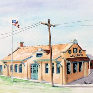 """Las Cruces Station"" ©Mayanna Howard"