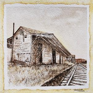 """Snapshot Depot"" ©Sue Ann Glenn"