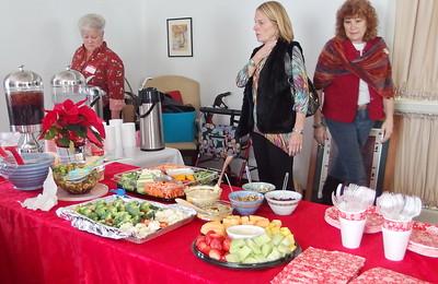Debra Vance, Sue Ann Glenn & Rachel Murphree