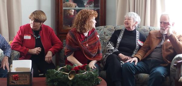 Penny SImpson, Rachel Murphree, Karen Zibert and husband