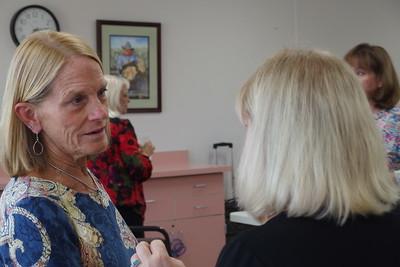 Sue Ann Glenn, Cindy Lane,