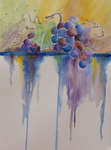 Jan Addy Grapes