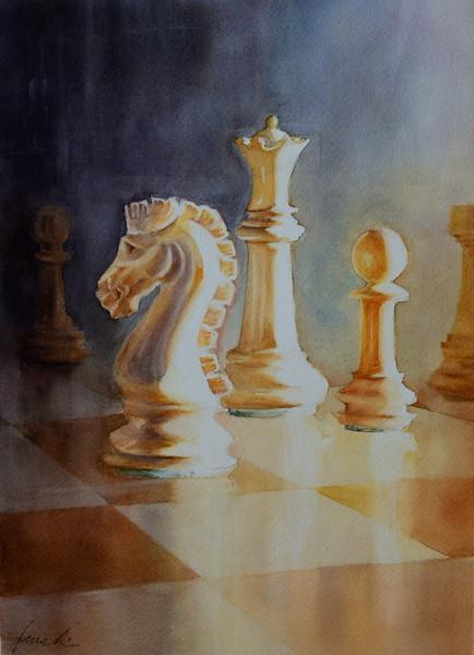 "Mabel Culpepper Award: Li, Hua ""Checkmate"""