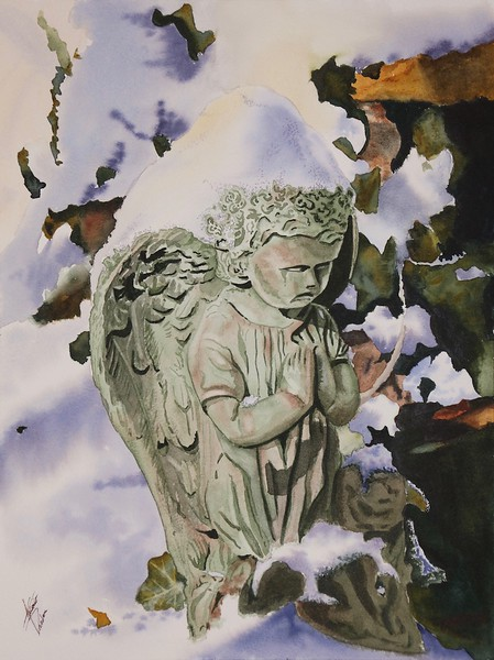 "Darden, Antonio ""Santa Fe Snow Angel"" 2018-05, ABQ"