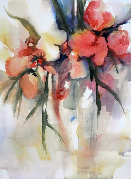"Baca, Patricia ""A Floral Flurry"" 2018-05, ABQ"
