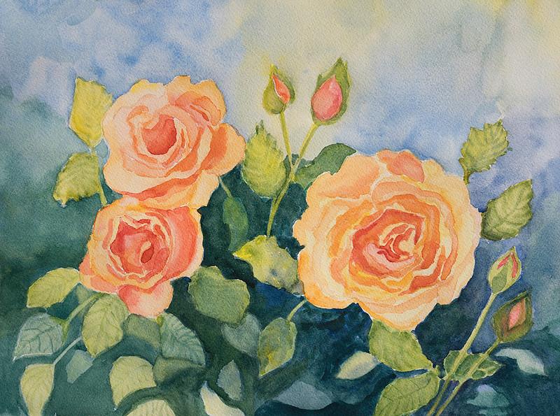 "Peterson, Jacquelyn ""Three Roses"" 2018-05, ABQ"