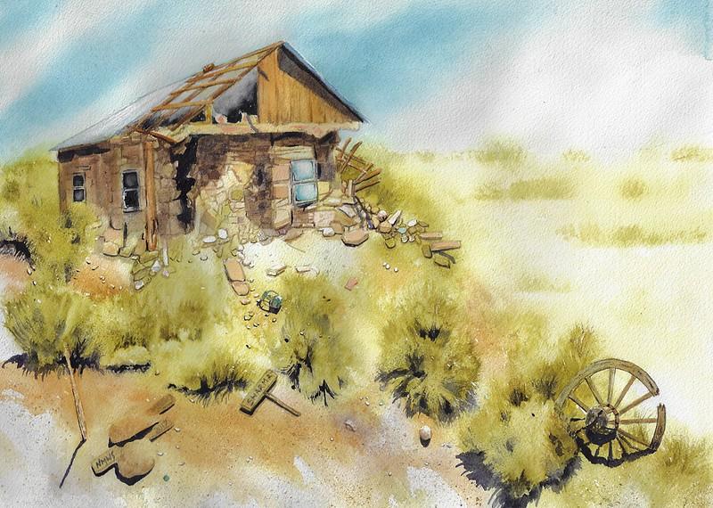 "Sharma, Ana "" Somewhere in New Mexico"" 2018-05, ABQ"