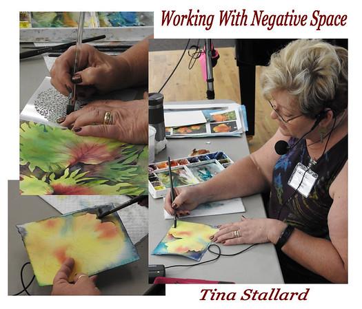 2018-08 Tina Stallard Demo